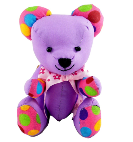 BeeHum teddy bear design