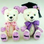 BeeHum personalized teddy bear for couple