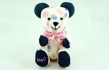 BeeHum personalized teddy bear