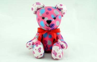 BeeHum handmade teddy bear