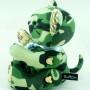 BeeHum army theme plush toy soft toy