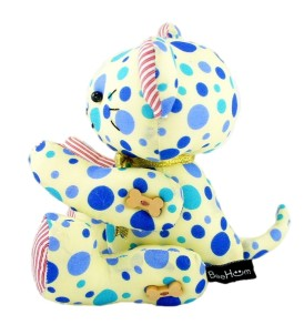 beehum in-house design cat soft toy