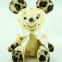 mouse soft toy beehum design