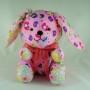 BeeHum bunny and dog plush toy
