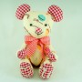 cat and mouse soft toy plush toy