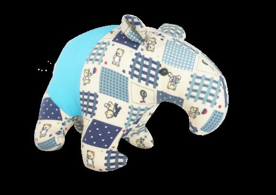 Tapir plush toy tapir soft toy tapir stuffed toy