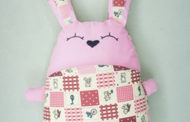 Rabbit Plush Toy Pillow
