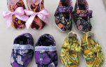 Batik Baby Shoes