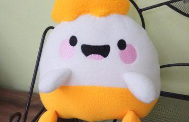 Superbuy Biji the Egg Plush Toy