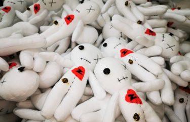 Zouk Voodoo Doll